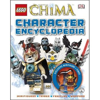 LEGO(R) Legends of Chima Character Encyclopedia
