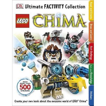 LEGO LEGENDS OF CHIMA ULTIMATE FACTIVITY