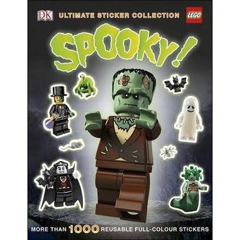 LEGO® SPOOKY! ULTIMATE STICKER COLLECTIO