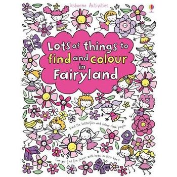 LOTS OF THINGS TO FIND AND COLOUR IN FAI