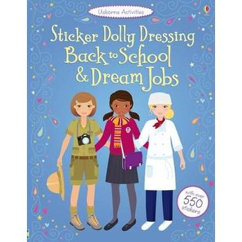 BACK TO SCHOOL & DREAM JOBS BIND UP