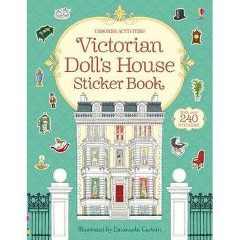 VICTORIAN DOLLS HOUSE STICKER BOOK