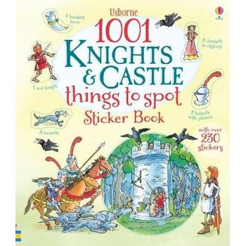 1001 KNIGHTS & CASTLES THINGS TO SPOT ST