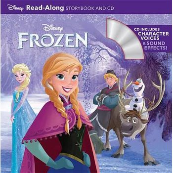 FROZEN READ?ALONG STORYBOOK AND CD