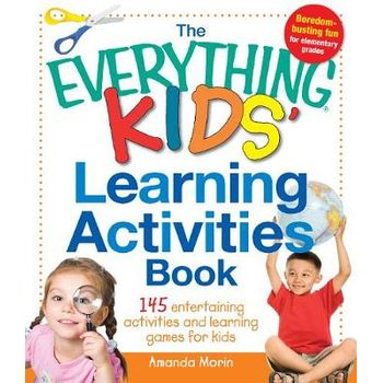EVERYTHING KIDS LEARNING ACTIVITIES BOO