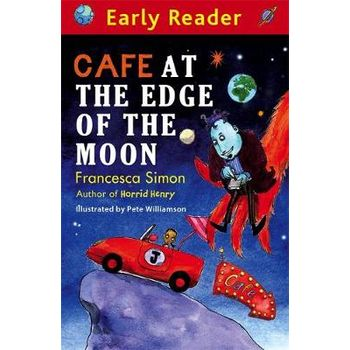 CAFE AT THE EDGE OF THE MOON