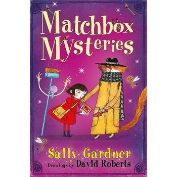 THE MATCHBOX MYSTERIES (WINGS & CO 4)