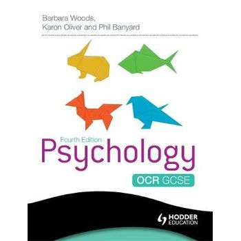 OCR GCSE PSYCHOLOGY FIRST