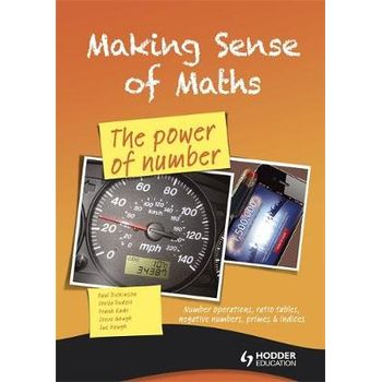 MAKING SENSE OF MATHS: THE POWER OF NUMB