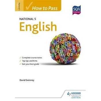 HOW TO PASS NATIONAL 5 ENGLISH