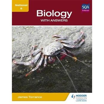 NATIONAL 5 BIOLOGY WITH ANSWERS