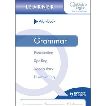 QUICKSTEP ENGLISH WORKBOOK GRAMMAR LEARN