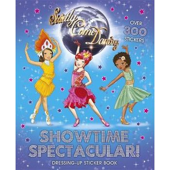 SHOWTIME SPECTACULAR! DRESSING UP STICKE
