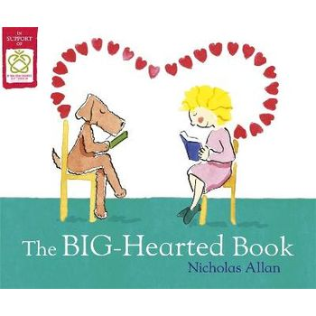 BIG HEARTED BOOK