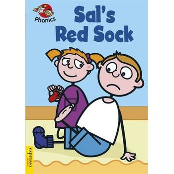 SALS RED SOCK