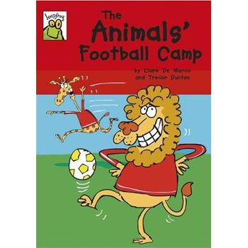 ANIMALS FOOTBALL CAMP