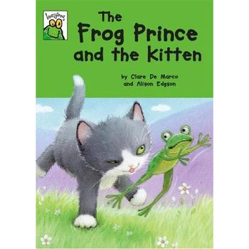 FROG PRINCE AND THE KITTEN