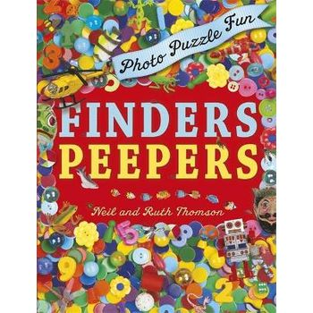 FINDERS PEEPERS – PHOTO PUZZLE FUN