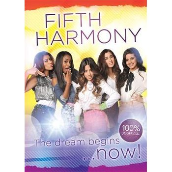 FIFTH HARMONY – THE DREAM BEGINS…