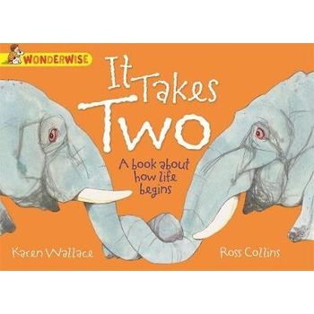 WONDERWISE – IT TAKES TWO: A BOOK ABOUT