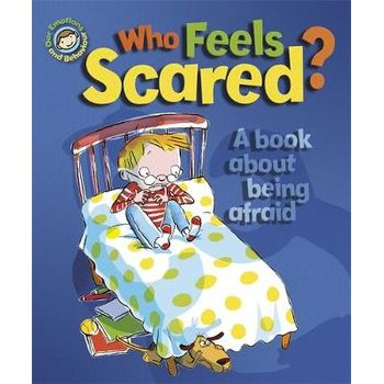 WHO FEELS SCARED? A BOOK ABOUT BEING AFR