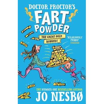DOCTOR PROCTORS FART POWDER: THE GREAT