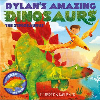 DYLANS AMAZING DINOSAURS – THE STEGOSAU