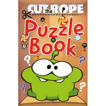 CUT THE ROPE: PUZZLE BOOK