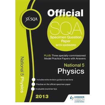 SQA SPECIMEN PAPERS NATIONAL 5 PHYSICS A