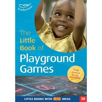 LITTLE BOOK OF PLAYGROUND GAMES