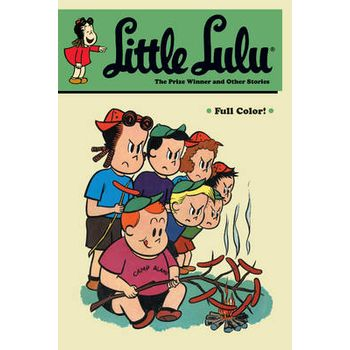 Little Lulu Prize Winner and Other Stories Volume 28