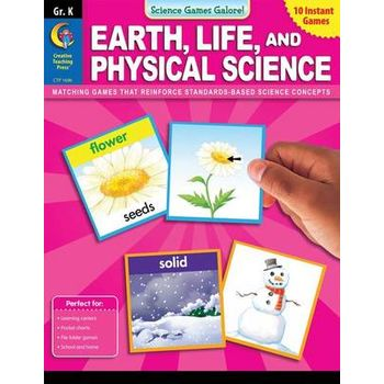 EARTH, LIFE AND PHYSICAL SCIENCE GR K