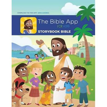 THEBIBLE APP FOR KIDS STORY BOOK