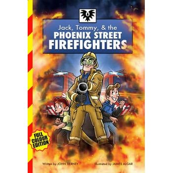 JACK, TOMMY AND THE PHOENIX STREET FIREF