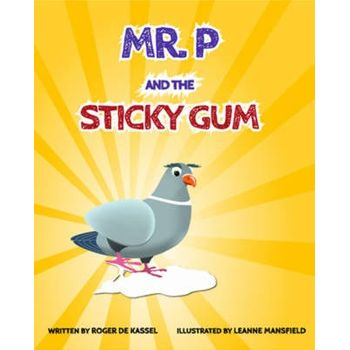 MR P AND THE STICKY GUM