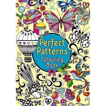 PERFECT PATTERNS COLOURING BOOK