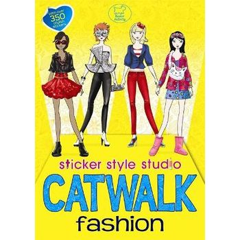 CATWALK FASHION: STICKER STYLE STUDIO