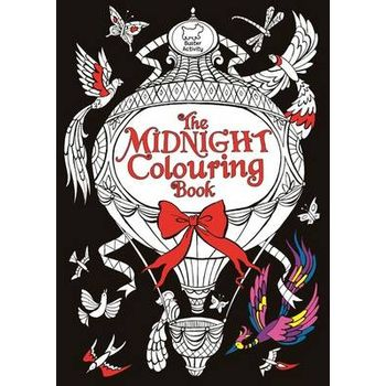 MIDNIGHT COLOURING BOOK