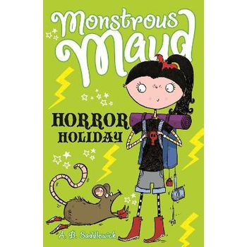 MONSTROUS MAUD: HORROR HOLIDAY