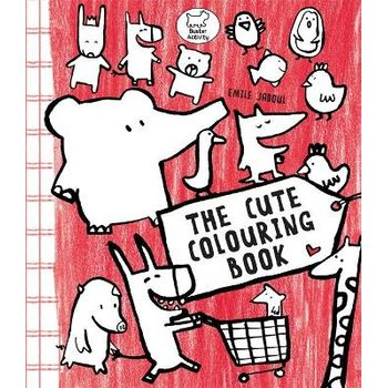 CUTE COLOURING BOOK