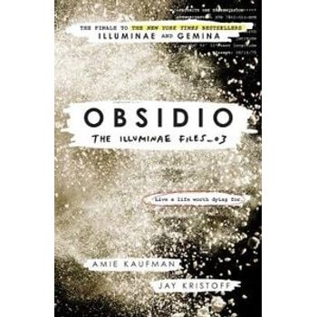 OBSIDIO – THE ILLUMINAE FILES PART 3