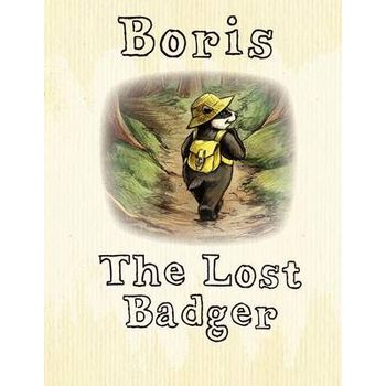 BORIS THE LOST BADGER