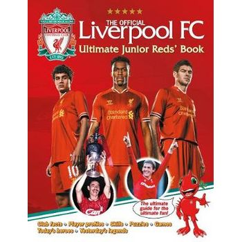 OFFICIAL LIVERPOOL FC ULTIMATE JUNIOR RE