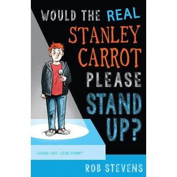 WOULD THE REAL STANLEY CARROT PLEASE STA