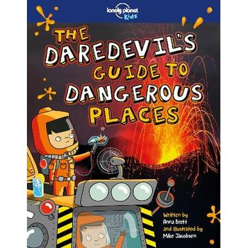 DAREDEVILS GDE DANGEROUS PLACES
