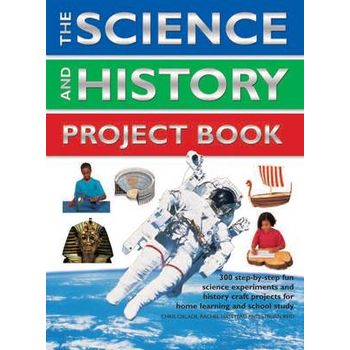 SCIENCE AND HISTORY PROJECT BOOK