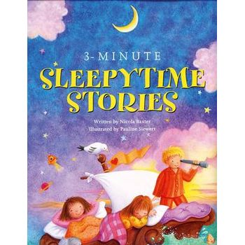 3-MINUTE SLEEPYTIME STORIES