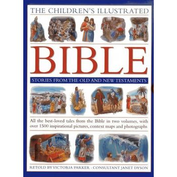 CHILDRENS ILLUSTRATED BIBLE STORIES FRO
