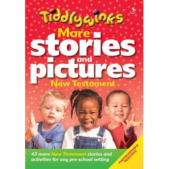 MORE STORIES & PICTURES NEW TESTAMENT (R