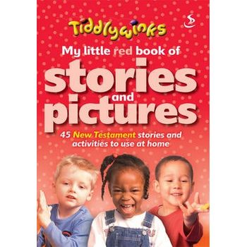 MY LITTLE RED BOOK OF STORIES & PICTURES